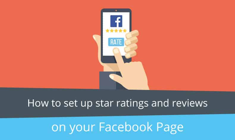 enable reviews and star ratings on facebook