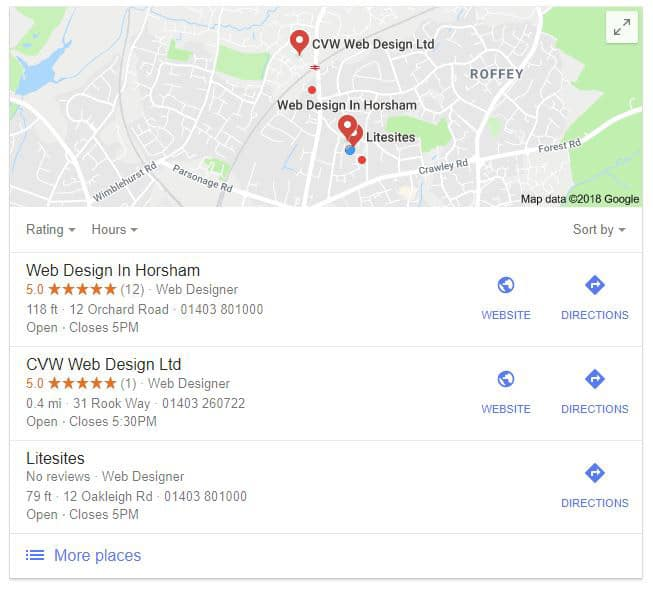 How to get more reviews on Google My Business