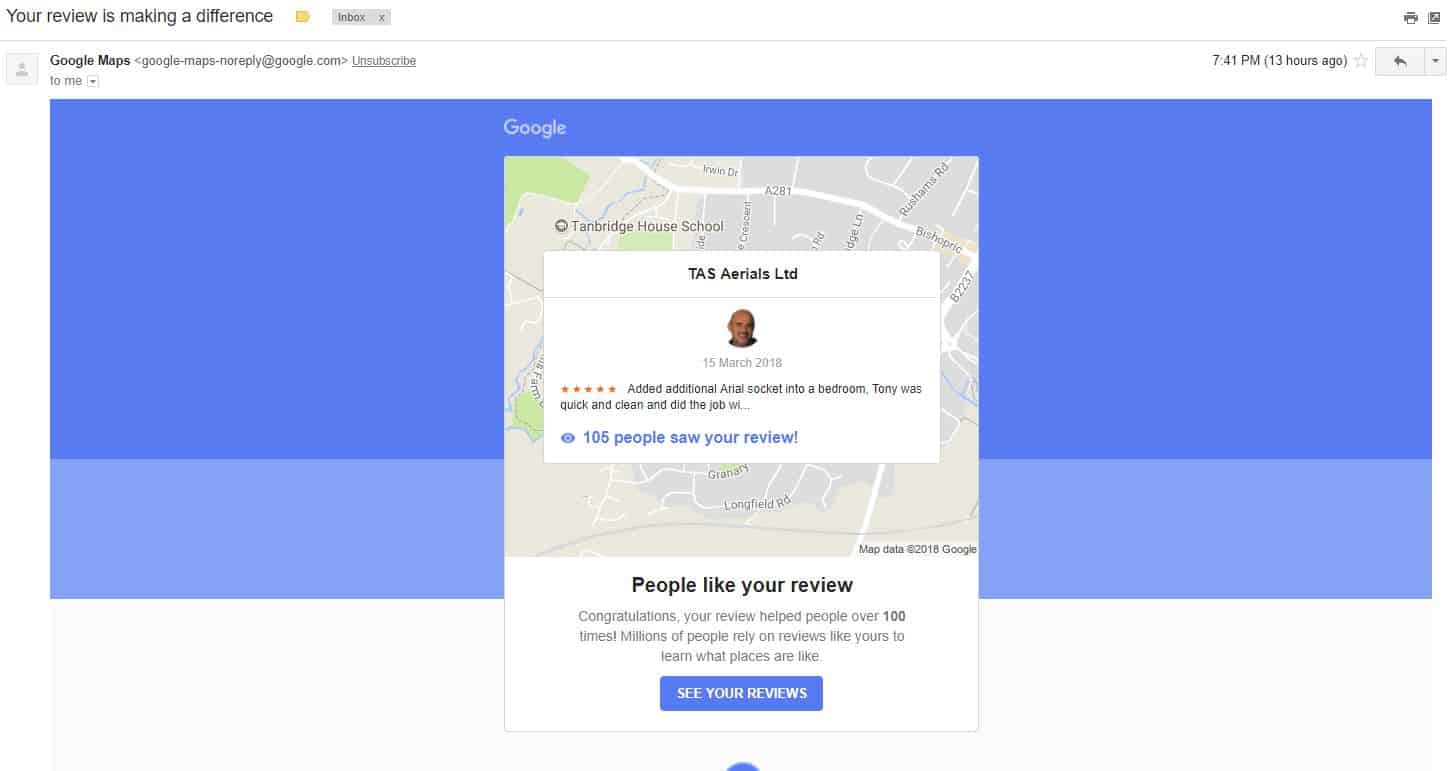 How to get more reviews on Google My Business | Review Cards