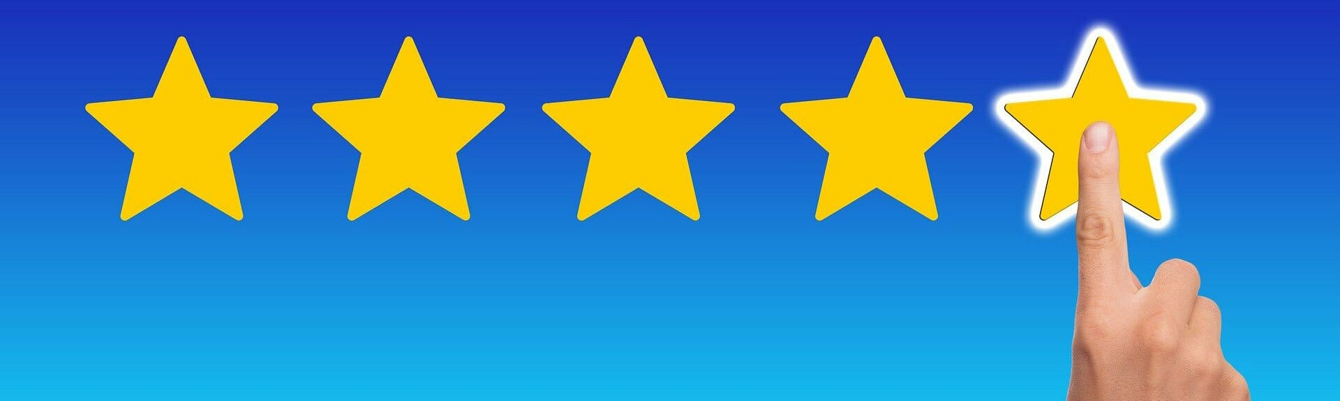 How to get more reviews on Google Banner