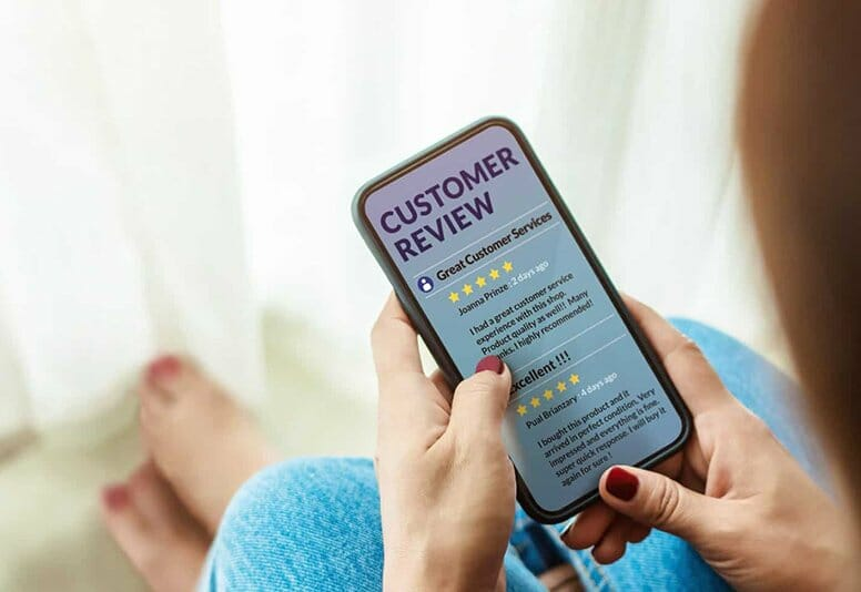 5 star reviews don't just help your business, and they make people happier.